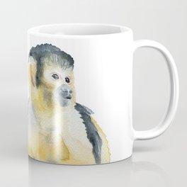 Sqirrel Monkey Coffee Mug