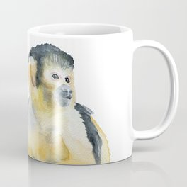 Squirrel Monkey Coffee Mug
