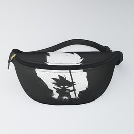 dbz father and son Fanny Pack