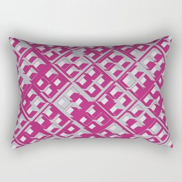 3D DECO BG X.3 Rectangular Pillow