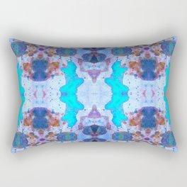 222 - Colour abstract design Rectangular Pillow