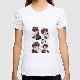 Hijikata Toushirou T-shirt