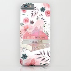 A WELL-READ WOMAN iPhone 6s Slim Case