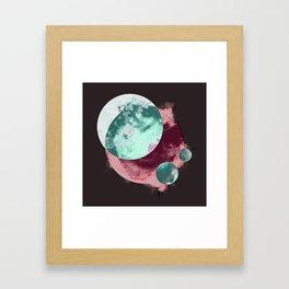 Abstract C Framed Art Print
