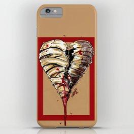 Razor Blade Romance iPhone Case