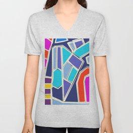 Color Study 8 Unisex V-Neck