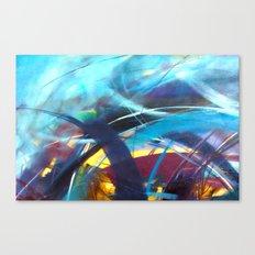 Tsunami II Canvas Print