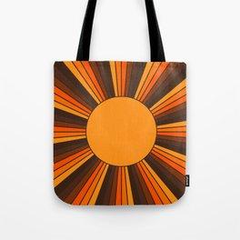 Golden Sunshine State Tote Bag