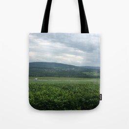 Farm Valley Tote Bag