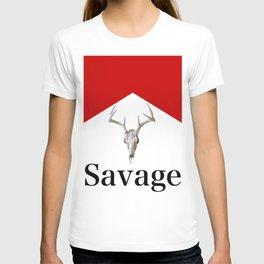 Savage. T-shirt