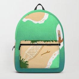 Beach Boy Backpack