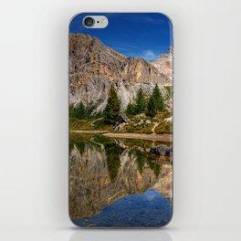 Dolomites mountain range in northeastern Italy iPhone Skin