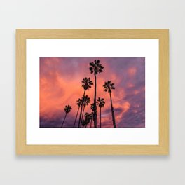 Calfornia Dreamin' Framed Art Print