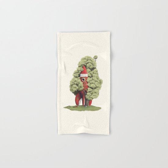 3… 2… 1… Hand & Bath Towel