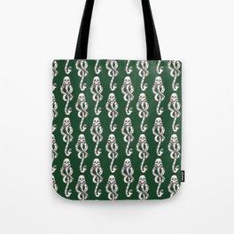 Dark Mark - Green Tote Bag