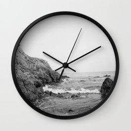 Pacific Reprieve Wall Clock