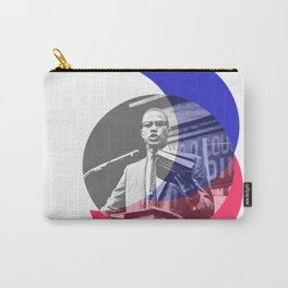 Malcom X - Shouts of Glory Carry-All Pouch