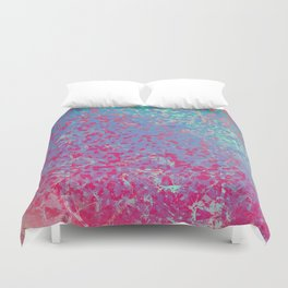 Colorful Corroded Background G284 Duvet Cover