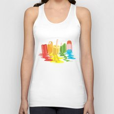 Summer of Melted Dreams Unisex Tank Top