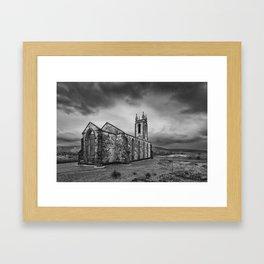 Dunlewey Church Of Ireland Framed Art Print