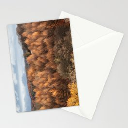 Autumn Larch Stationery Cards