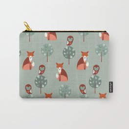 Fox Woods Carry-All Pouch