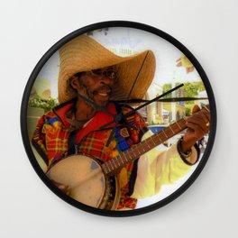 jamaica singer Wall Clock