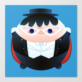 Too Much Candy Series - Tuxedo Mask Canvas Print