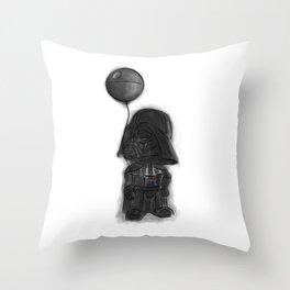 darth vader & death star! Throw Pillow
