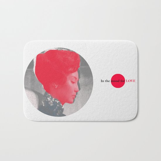 In the mood for love Bath Mat