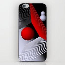 3D-geometry -1- iPhone Skin