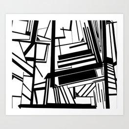 Visual Think Art Print