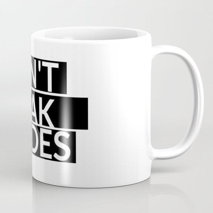 Don't Leak Nudes Coffee Mug