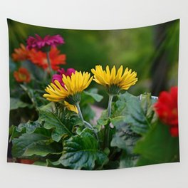 Spring Colors Wall Tapestry