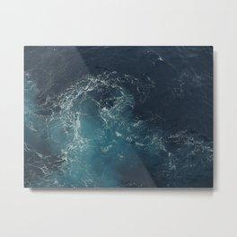 Tidal Metal Print