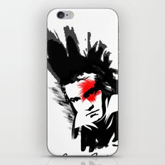 Beethoven Punk iPhone & iPod Skin