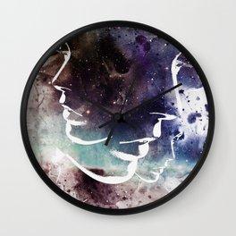Complicated Feelings Abstract ART Wall Clock