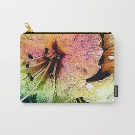 Painted Himalayan Rhodo Carry-All Pouch