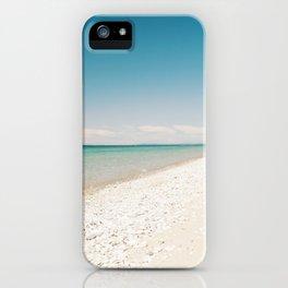 Seaside Manitou Island iPhone Case