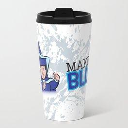 "Merryweather ""Make It Blue"" / Sleeping Beauty Travel Mug"