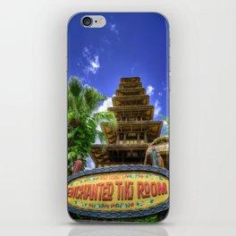 Tiki Tiki Tiki Tiki Tiki Phone... iPhone Skin
