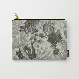Vintage Moon Map Carry-All Pouch