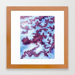 Lay of the Land, II Framed Art Print