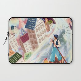 The River Of Life Laptop Sleeve
