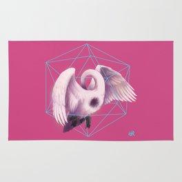 Klein Swan Rug
