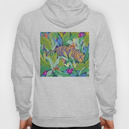 Colorful Jungle Hoody