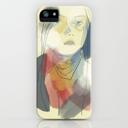 Waiting for the Sun iPhone Case
