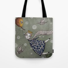 You can fly, Mary! Tote Bag
