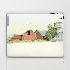Abandoned Barn Laptop & iPad Skin