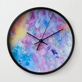 Dream in Color Wall Clock